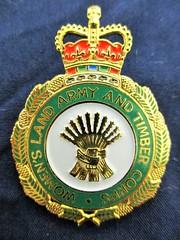 """Queens of War"" (seanwalsh4) Tags: macromondays queen medal 60yearswait seanwalsh under3inches queensofwar awarded secondworldwar gordonbrown bristol elderlyladies macro"
