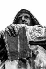Giordano Bruno (Pablos55) Tags: giordanobruno campodefiori statua filosofo monaco philosopher statue monk