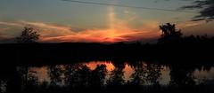 July Sunset_2017_07_26_0010 (FarmerJohnn) Tags: sunset auringonlasku punainen taivas red sky evening iltataivas taivaanranta pilvet clouds colors colorful värikäs kesä summer july heinäkuu suomi finland laukaa valkola anttospohja canon7d canonef163528liiusm canon 7d juhanianttonen