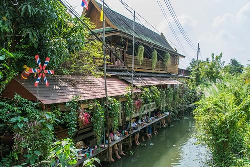 nonthaburi - koh kret - thailande 33