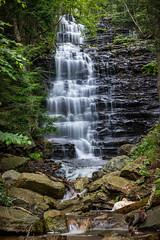 Bear Creek Waterfalls (tesarver) Tags: 6dmkii bearcreekwaterfalls canon mycanon waterfalls canonusa bearcreekvillage pennsylvania unitedstates us