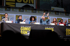 Isaac Hempstead Wright, John Bradley, Nathalie Emmanuel, Liam Cunningham, Sophie Turner & Jacob Anderson (Gage Skidmore) Tags: isaac hempstead wright john bradley nathalie emmanuel liam cunningham sophie turner jacob anderson game thrones hbo san diego comic con international 2017 convention center california