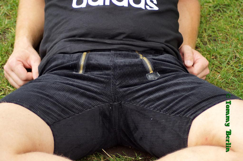 Gay Corduroy Fetish
