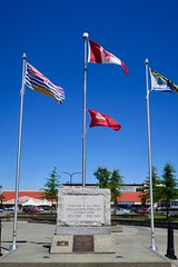 Campbell River - Downtown (Mariko Ishikawa) Tags: canada britishcolumbia vancouverisland campbellriver downtown heritage