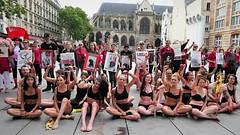 P1020681 (www.deshommesetdesanimaux.fr) Tags: corrida anticorrida nocorrida stopcorrida barbarie cruauté paris 269lifefrance