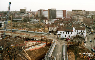 Changes in Norwich - 2