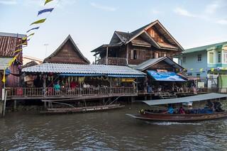 marché flottant amphawa - thailande 12