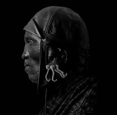 Irreverent Monkey 156 (Desperate John) Tags: irreverentmonkey flying helmet imagined african