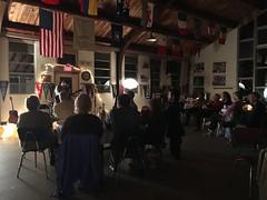 2016 Alumni Renion Coffee House