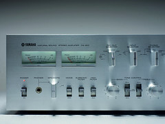 Yamaha CA 810 Amplifier (oldsansui) Tags: 1970 1977 1970s audio classic yamaha stereo receiver amp retro vintage sound hifi design old radio music audiophil analog seventies madeinjapan 70erjahre amplifier