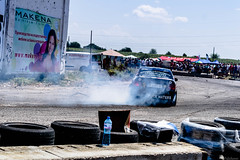 Adrenaline (@Dpalichorov) Tags: car adrenaline sport drift drag action nikond3200 nikon d3200 bmw automobile tuning event show race track tires crowd audience fast smoke tire bulgaria българия autofocus extreme