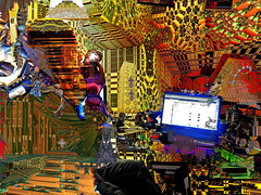 Fragment of High Ancient Song (virtual friend (zone patcher)) Tags: computerdesign digitalart digitaldesign design computer digital abstract surreal zonepatcher graphicdesign graphicart art psychoactivartz photomanipulation artwork manipulated modernart modernartist contemporaryartist modern fantasy digitalartwork digitalarts surrealistic surrealartist moderndigitalart surrealdigitalart abstractcontemporary contemporaryabstract contemporaryabstractartist contemporarysurrealism contemporarydigitalartist contemporarydigitalart modernsurrealism photograph picture photobasedart fractal fractalart fractaldesign 3dart 3dfractals computerart abstractsurrealism amerciansurrealism surrealistartist digitalartimages abstractartists abstractwallart abstractexpressionism abstractartist contemporaryabstractart abstractartwork abstractsurrealist modernabstractart abstractart digitalabstract surrealism representationalart technoshamanic technoshamanism futuristart lysergicfolkart lysergicabsrtactart colorful cool trippy digitalmosaics digitalcollages 3dcollages 3dabstractgraphic 3dgraphicdesign 3ddesign
