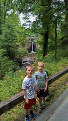 Asheville (heytampa) Tags: asheville biltmore biltmoreestate waterfall conner paxton hey