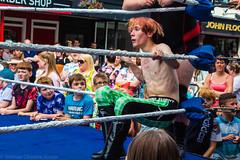 WWF at seabreeze festival, Arklow, Ireland (Volmar Oliveira Junior) Tags: wwf wrestling ireland festival arklow irish eurotrip