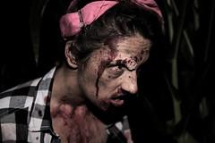 Zombie #12 (Strocchi) Tags: streetofundead 2017 savio dedalo labirinto undead flash 24105mm eos6d canon zombie cosplay