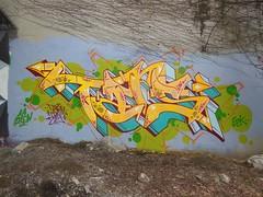 Tars (TARSizm) Tags: tars aacrew edk dvs graffiti