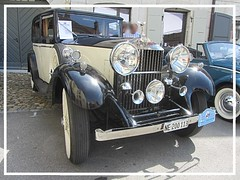 Rolls-Royce 20/25 HP, 1933 (v8dub) Tags: rolls royce 20 25 hp 1933 schweiz suisse switzerland british pkw voiture car wagen worldcars auto automobile automotive old oldtimer oldcar klassik classic collector