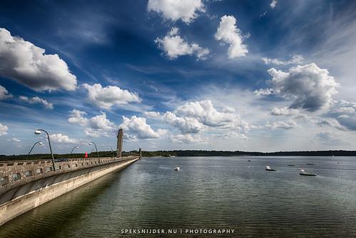 Great Dam l'Eau d'Heure