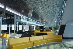 CGK - Terminal 3 International Departure (rivarix) Tags: cgk soekarnohattainternationalairport jakartaindonesia airline airways airport airportterminal terminal3 airportbuilding