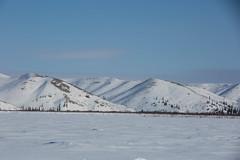 Inuvik to Tuktoyaktuk Ice Road (Kristaaaaa) Tags: tuktoyaktuk inuvik iceroad ice road arctic winter beaufort canon5d canon5dmkiii canada