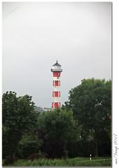 Leuchtturm Elbe (Mr.Vamp) Tags: elbe altesland norddeutschland mrvamp vamp