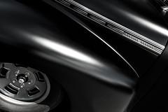 Matte Black (ISP Bruno Laplante) Tags: custom kustom special deluxe matte black wheel chrome hot rod chevy chevrolet light