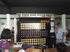 The Turing Bombe rebuild project Bletchley Park (Martin Pritchard) Tags: bletchley park code breakers alan turing bombe enigma world war two mi6 german u boats
