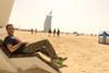 Burj Al Arab (tesKing (Italy)) Tags: abudhabi cristian dubai beach emiratiarabi io burjalarab emiratiarabiuniti
