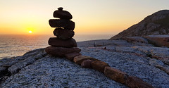 Shegra 7 (Craig Sparks) Tags: shegra sheigra polin polinbeach beach scotland sunset mountains sea foam reflection craigsparks chongsparks