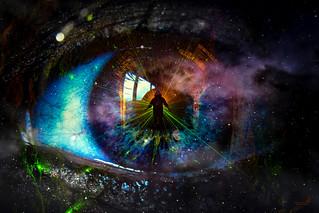 Where am eye?