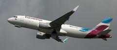 Airbus A-320 D-AEWN (707-348C) Tags: dusseldorfairport daewn airbus airliner jetliner airbusa320 dusseldorf eurowings ewg a320 passenger eddl dus