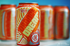 Orange Dream (Hi-Fi Fotos) Tags: orangedream cream ale ottercreekbrewing summer beer orange vanilla seasonal can sixpack ocb citrus smooth 525abv label product impulse buy refreshing alcohol drink nikon d7200 50mm 14d dx hififotos hallewell