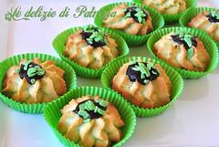 Dolcini al pistacchio (Le delizie di Patrizia) Tags: dolcini al pistacchio le delizie di patrizia ricette dolci pasticceria secca