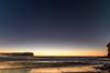 Starry Seascape (Merrillie) Tags: daybreak shoreline sand sunrise macmastersbeach nature australia longexposure night nightsky nighttime bouddipeninsula newsouthwales sea earlymorning nsw stars beach clouds centralcoast sky water photography coastal outdoors waterscape dawn coast seascape landscape