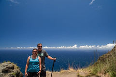 IMGP3532 (Steve Axt) Tags: awaawapuhitrail awaawapuhi kokee hiking kauai cliffs waimea hawaii napali