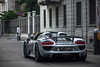 918 used properly. (David Clemente Photography) Tags: porsche porsche918 porsche918spyder 918 918spyder spyder hybrid hypercar supercars v8 bulgarihotel supercarownerscircle photography