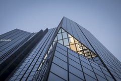 Abstract idea (christineXVIII) Tags: ifttt 500px sky city reflection window architecture cityscape building skyscraper glass facade modern office steel expression futuristic technology business contemporary tall no person paris