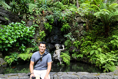 2017 SPM1668 Sam Duarte at Jardim Tropical Monte Palace (Monte Palace Tropical Garden) in Madeira, Portugal (teckman) Tags: 2017 botanicalgardens funchal jardimtropicalmontepalace madeira portugal samuelduarte pt