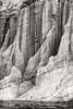 Melting Wall (traviseubanks) Tags: psa92ndannual photograph blackandwhitephotograph landscape blackandwhitearchivalinkpigmentprint camerainfo color places redrockcanyon xt2