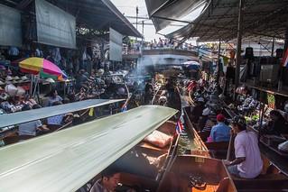 marche fottant damnoen saduak - thailande 30