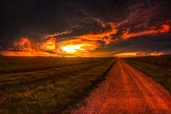 20170710 (Gregg Kiesewetter) Tags: sunset clouds cloudsstormssunsetssunrises countryroads storms illinoisthunderstorm bloomingtonnormal