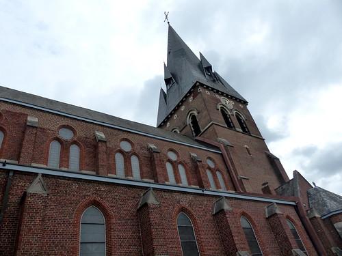 Elzestraat - Sint-Augustinuskerk