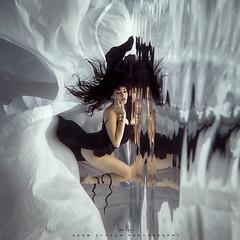 Bernadette (wesome) Tags: adamattoun underwaterphotography underwaterportrait ikelite