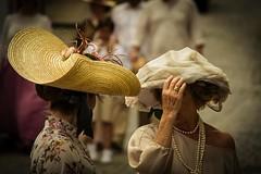 Sombreros-Hats (prodicio) Tags: samsungnx1000 ribadeo indiano sombreros hats