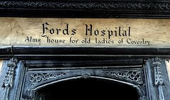 [52533] Coventry : Ford's Hospital (Budby) Tags: coventry westmidlands timbered almshouses 16thcentury