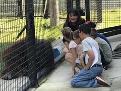 Scavenger hunt at the Chahinkapa Zoo