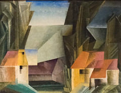 Hopfgarten, 1920 (Jonathan Lurie) Tags: 1920 oil painting mia art museums modern museum minneapolis institute feininger canvas lyonel wildeart artmuseum artinmuseums lyonelfeininger minneapolisinstituteofart modernart oilpainting oiloncanvas minnesota unitedstates us expressionism