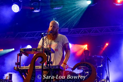 Le Galaxie at Nozstock 2017