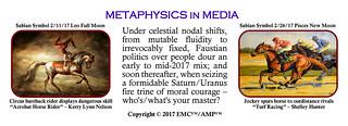 EMC™ Metaphysics In Media  Spring-Summer Q1'17 Sabian Symbology