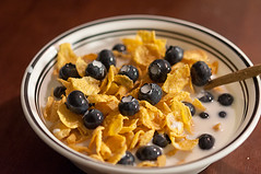 cornflakes-with-blueberries-1 (bour3cp1) Tags: cornflakes with blueberries